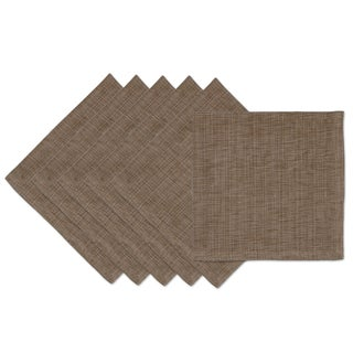 Walnut Tonal Napkin (Set of 6)