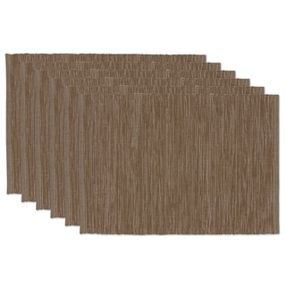 Walnut Tonal Placemat (Set of 6)