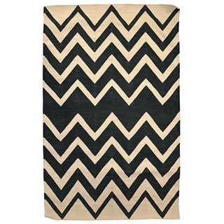 Kosas Home Kosas Collections Leo Indoor/ Outdoor Poly Kilim (8 x 10)
