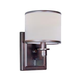 Maxim Lighting Nexus 1-light Bronze Wall Sconce