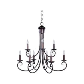 Maxim Lighting Loft 9-light Bronze Chandelier