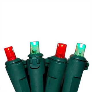 Red/ Green LED 70-light String Light