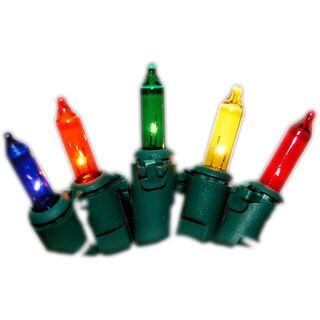 Multi-color 100-light String Lights (Set of 2)