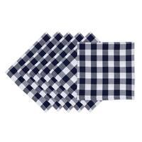 Nautical Checker Napkin (Set of 6)