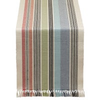 Color Block Table Runners