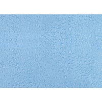 Rain Drops Window Film - Blue