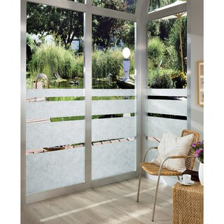 Rice Paper Window Film, Model T346-0350 - grey