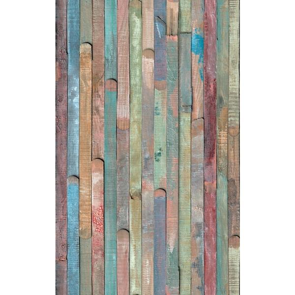 Rio Colored Wood Adhesive Film - Multi-color