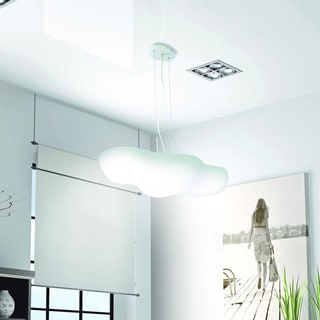 Contempo Lights 6-light Cloud Pendant Lamp