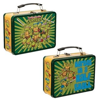 Teenage Mutant Ninja Turtles Tin Lunch Box