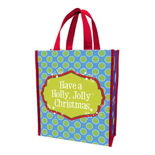 Rudolph the Red-nosed Reindeer 'Have A Holly Jolly Christmas' Small Shopper Tote Bag
