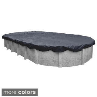 Robelle Economy Winter Cover for Oval Above-ground Pools