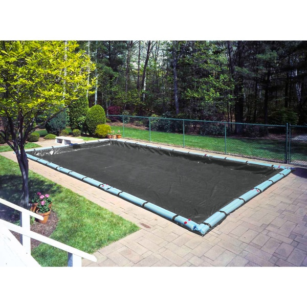 Shop Robelle Mesh Winter Cover For In Ground Pools Free Shipping Today 9833166