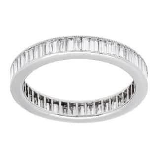 Platinum 1 1/2ct TDW Estate Eternity Band Ring (H-I, VS1-VS2) (Size 5)|https://ak1.ostkcdn.com/images/products/9833279/P16997011.jpg?impolicy=medium