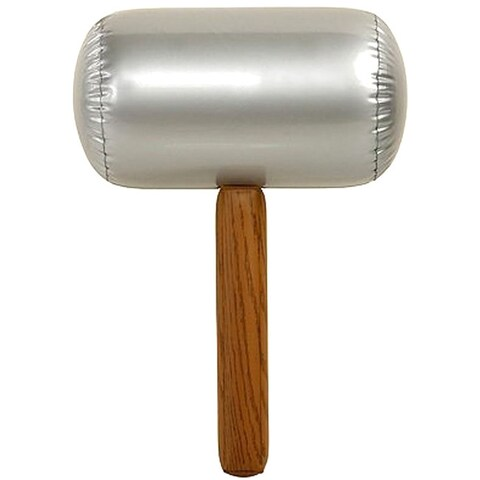 Jumbo Inflatable Mallet Hammer Costume Accessory