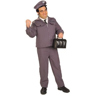 Men's The Honeymooners Ralph Kramden Bus Driver Adult Costume