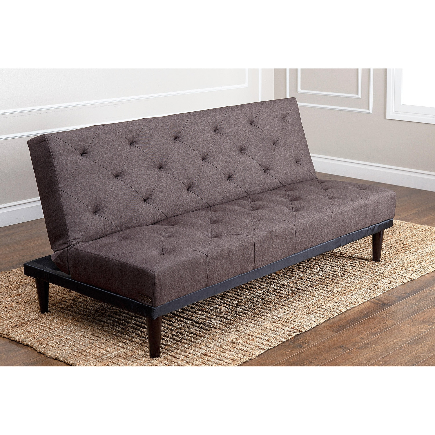 Fabric Futon Sofa Bed