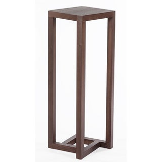 Hans Andersen Home Walnut Pedestal Table