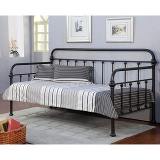 Furniture of America Lissa Modern Metal Daybed