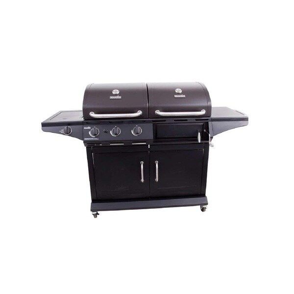 Char Broil Charcoal Gas Combo Grill Free Shipping Today 9834511