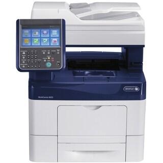 Xerox WorkCentre 6655/X Laser Multifunction Printer - Color - Plain P