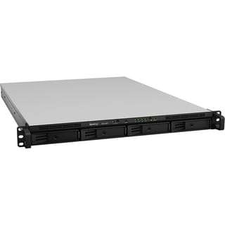 Synology RackStation RS815RP+ NAS Server with Redundant Power Supply