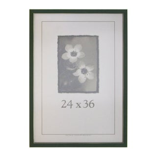 Clean Cut Picture Frame (24-inches x 36-inches) (Option: Green)