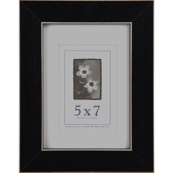Shop Clean Cut Picture Frame 5 Inches X 7 Inches Free Shipping