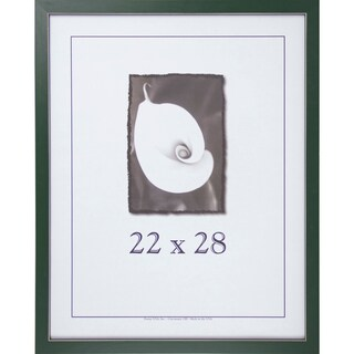 Clean Cut Picture Frame (22-inches x 28-inches) (Option: Green)