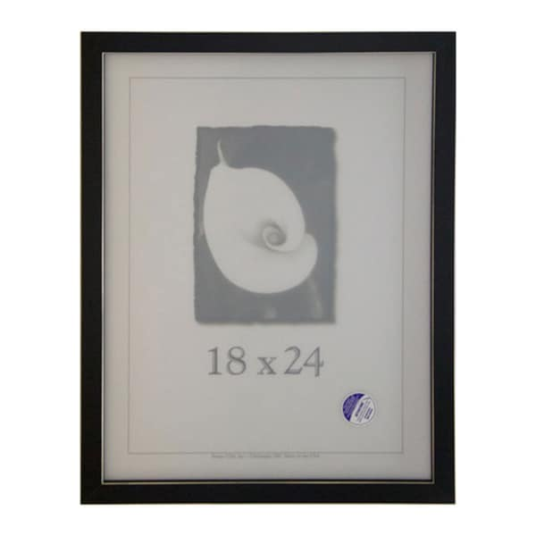 Clean Cut Picture Frame (18-inches x 24-inches) - Free Shipping On ...