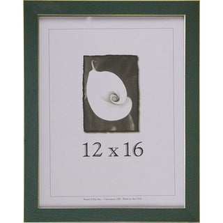 Clean Cut Picture Frame (12-inches x 16-inches) (Option: Green)