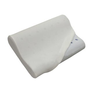 PostureLoft Nouvel Ventilated Memory Foam Contour Pillow