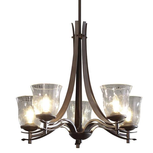 Kichler Fixtures: Shop Kichler Lighting Transitional 5-light Olde Bronze