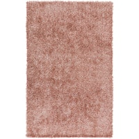 Hand-Woven Lindsey Solid Pattern Area Rug (2' x 3')