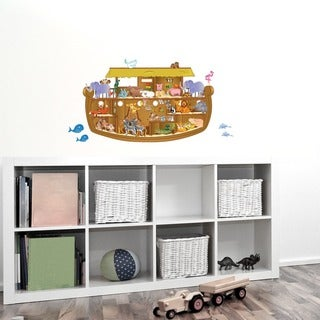 Noah's Ark Interactive Wall Set