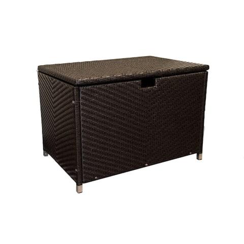 Lexington Tortoise Wicker Medium Storage Box