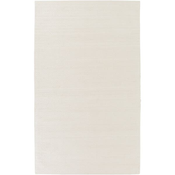 Adelaide Solid Pattern Viscose Area Rug