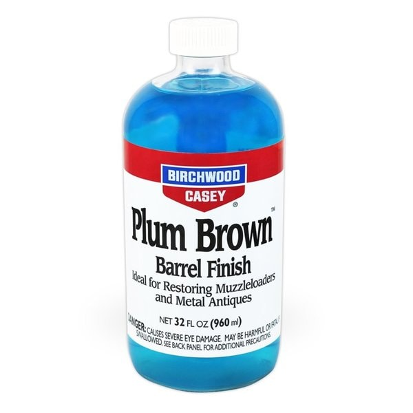 Birchwood Casey 32-ounce PB-QT Plum Brown Barrel Finish