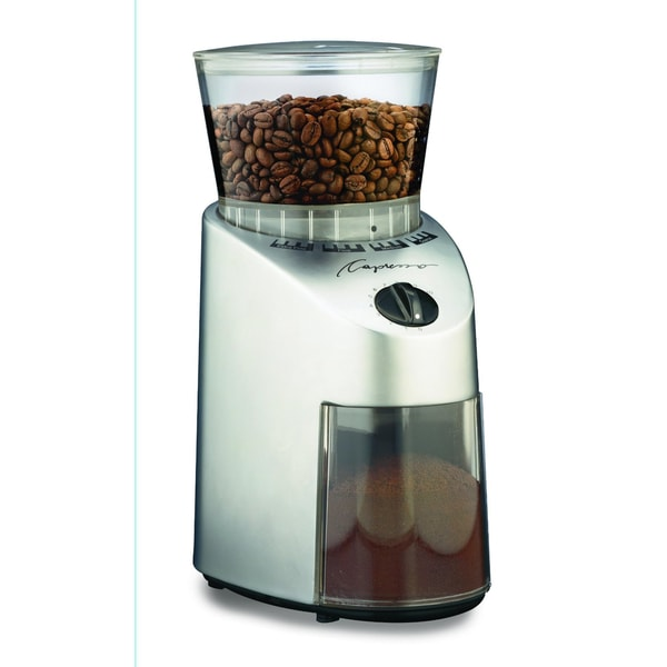 Capresso ACAP56004K1 560.04 Infinity Conical Burr Coffee Grinder Kit