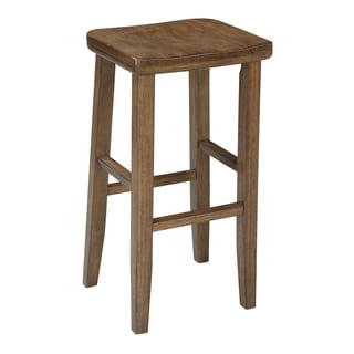 Signature Design by Ashley Birnalla 30-inch Bar Stool (Set of 2)
