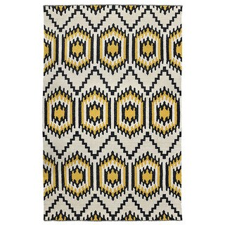 Kosas Home Antonia Recycled Plastic Indoor/ Outdoor Kilim Rug (4' x 6')|https://ak1.ostkcdn.com/images/products/9837088/P17000340.jpg?_ostk_perf_=percv&impolicy=medium