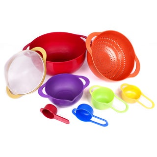 8-piece Multicolor Prep Set
