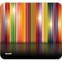 Allsop Naturesmart Mousepad Tech Multi Stripes