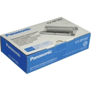 Panasonic Black Ribbon Cartridge