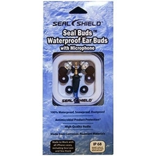 Seal Shield Seal Buds Waterproof Ear Buds with Antimicrobial Product