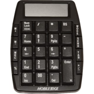 Mobile Edge USB Numeric Keypad Calculator