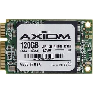 Axiom 120GB Signature III SSD - mSATA MO-300 - 6Gbps SATA-III - Async