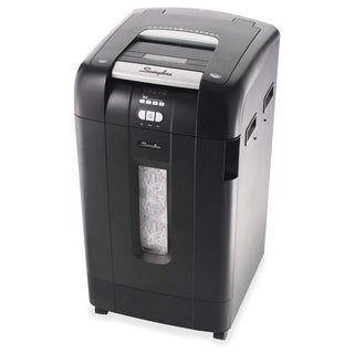 Swingline Stack-and-Shred 750X Auto Feed Shredder, Super