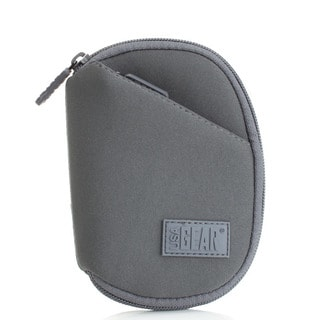 USA Gear FlexArmor GEAR-CP4-GREY Carrying Case (Pouch) for Camera, Ca