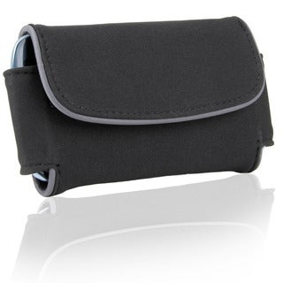 USA Gear Adjustable Phone Carrying Case with Executive Style and Belt Holster Clip for Apple iPhone